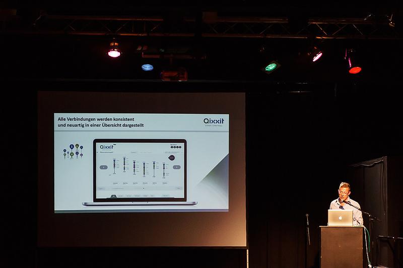 Smarte Mobilität vpn Tür zu Tür - Vortrag von Stephan Hörsken auf dem Webmontag in Frankfurt (wmfra52) am 9. September 2013.