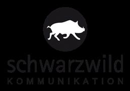 Logo schwarzwild Kommunikation